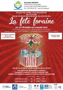 Read more about the article L'accueil de loisirs de Février